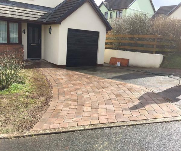 grass cutting landscaping in pembrokeshire