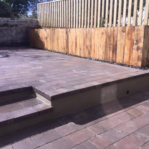 block paving landscaping in pembrokeshire 3