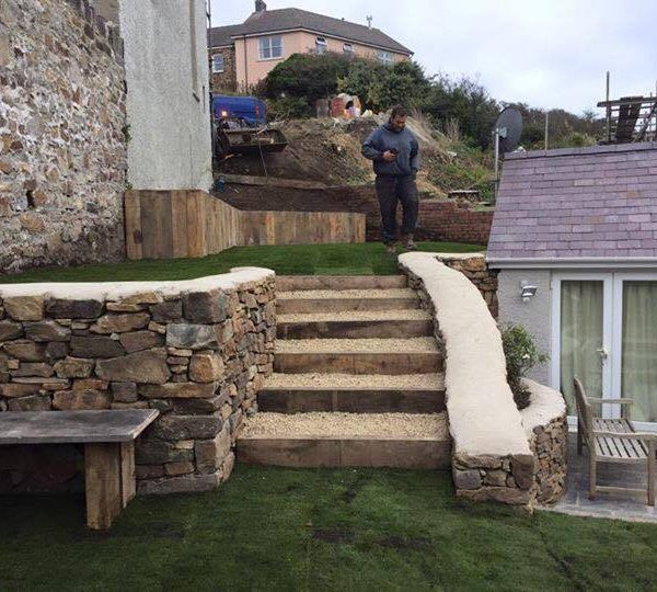 landscaping in pembrokeshire
