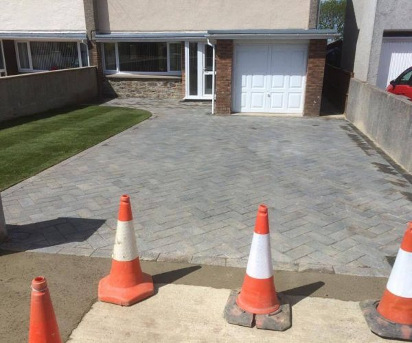 block paving pembrokeshire down to earth