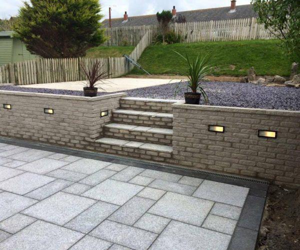 patio design pembrokeshire