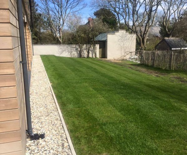 lawn care pembrokeshire landscaping