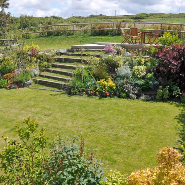 soft landscaping in pembrokeshire down to earth pembs
