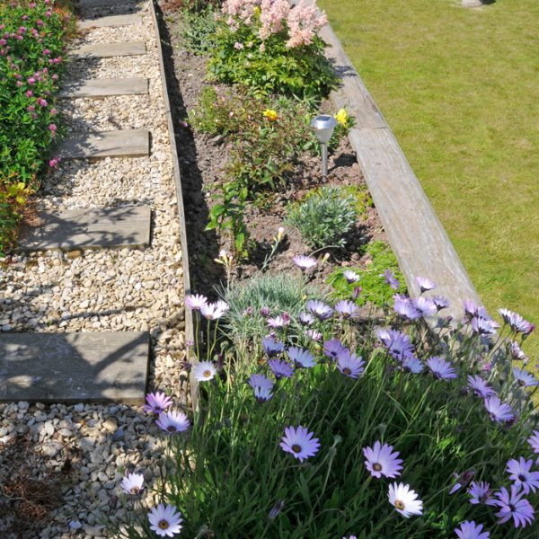 soft landscapingdown to earth landscaping pembrokeshire