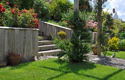 garden design pembrokeshire landscaping