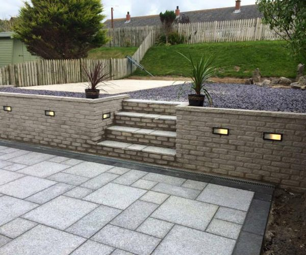 patio design pembrokeshire
