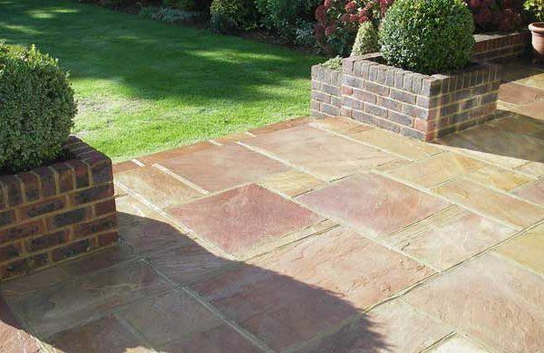 patio design pembrokeshire landscaping