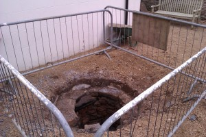 hidden well found in pembrokeshire landscaping in pembrokeshire